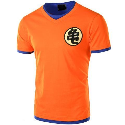 T-Shirt Goku Orange