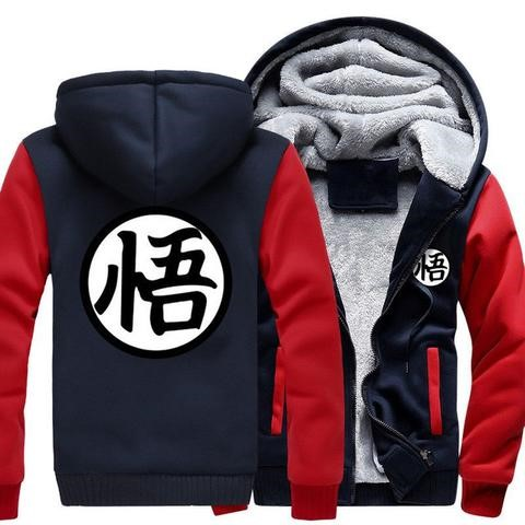 Veste Dragon Ball Z
