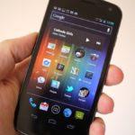 Le Galaxy Nexus : Le top des top passe inaperçu