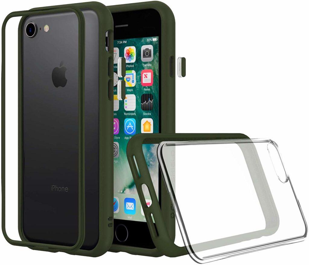 Coque iPhone 8 avec Technologie Absorption des Chocs