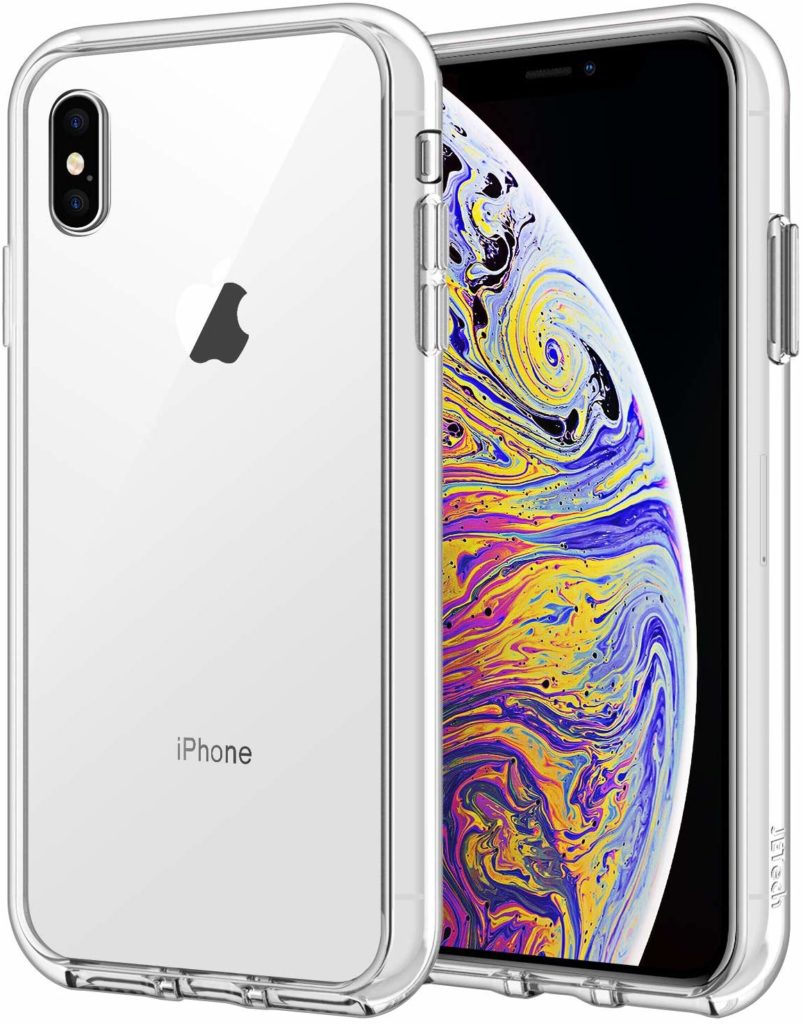 Coque iPhone XS Max transparente HD