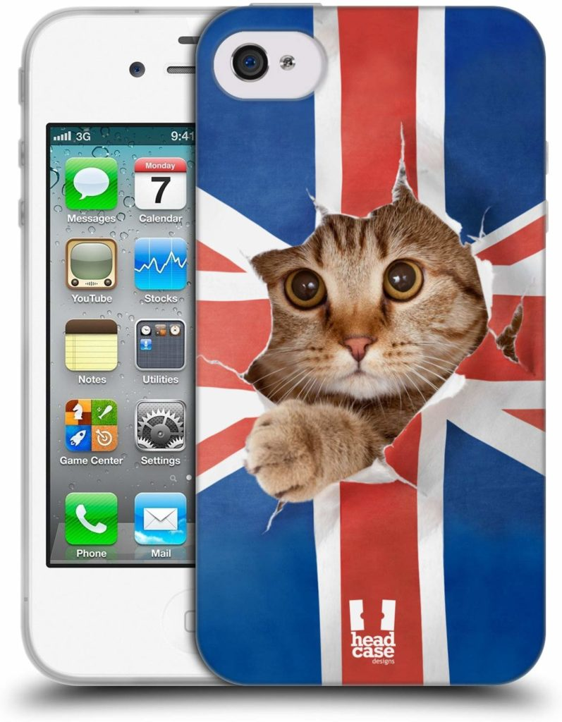 coque iPhone 4/4S Head Case